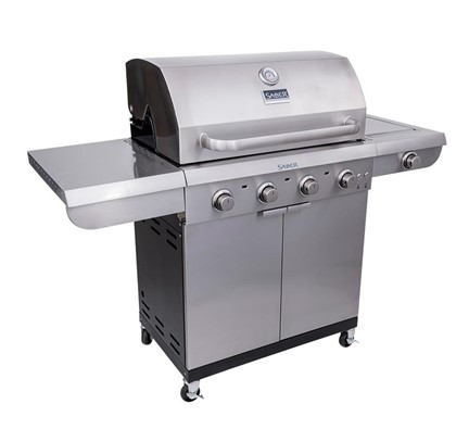 Select Four Burner Gas Grill