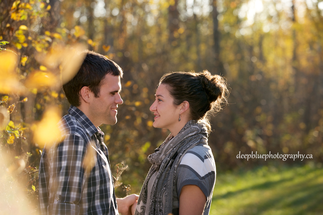 Photo of Couple with the Tall Grass