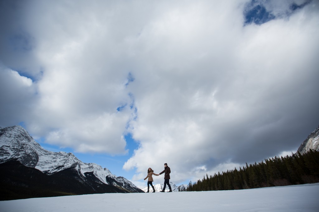 Canmore Mountain Engagement 11