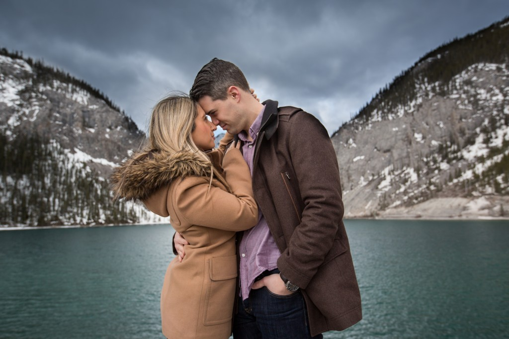 Canmore Mountain Engagement 5