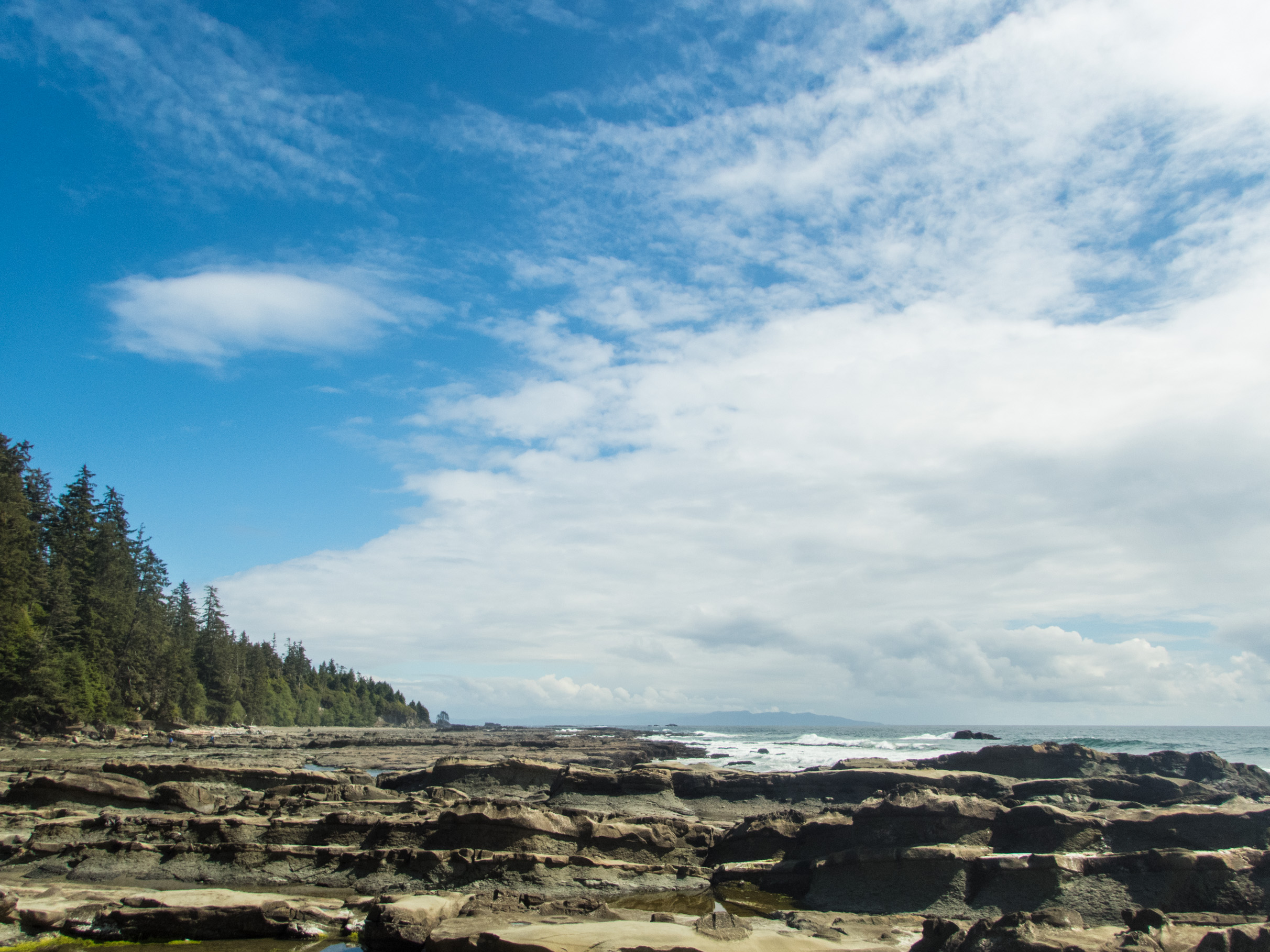 6 Nights, 7 Days Of The West Coast Trail
