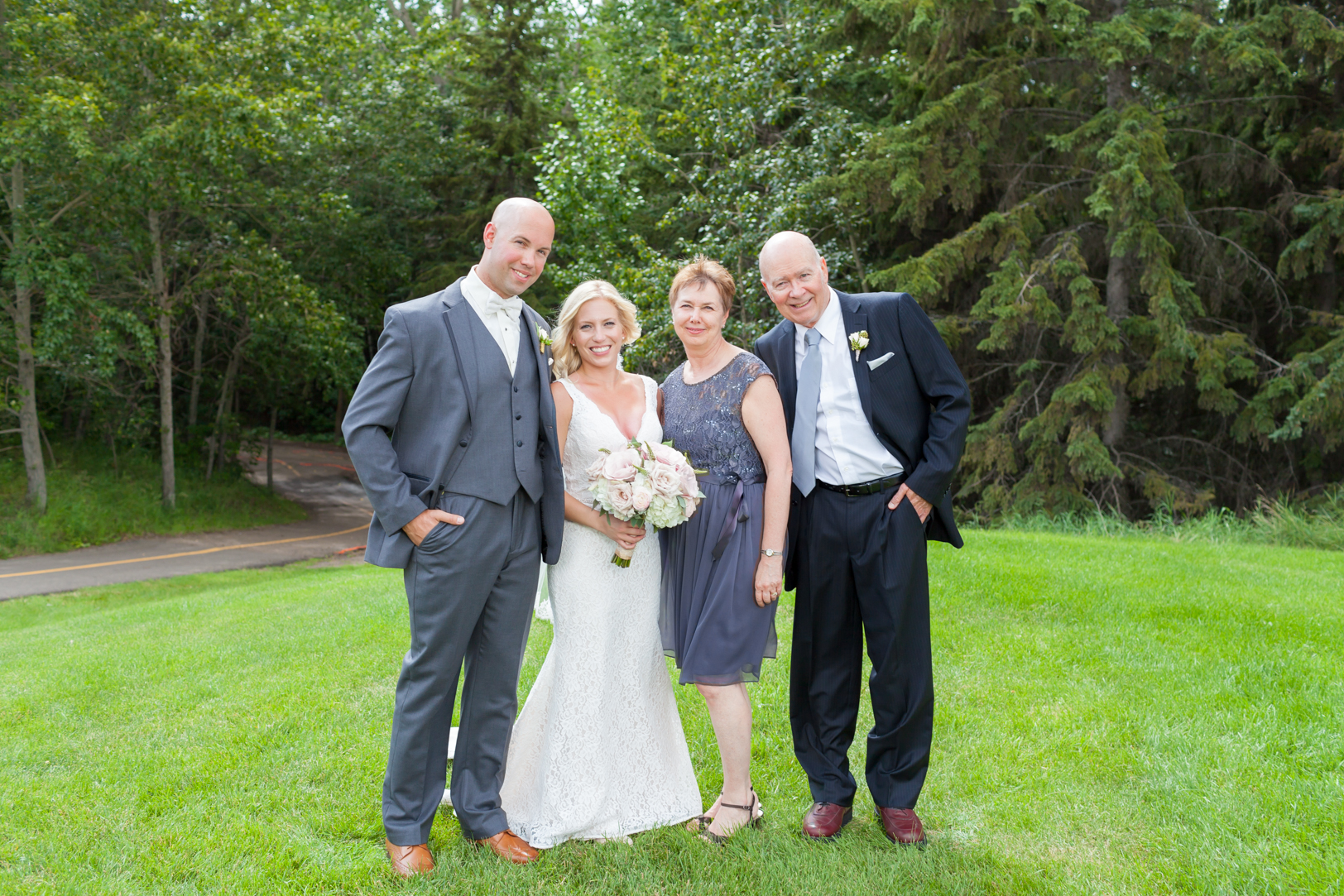 Photo of Groom with Family