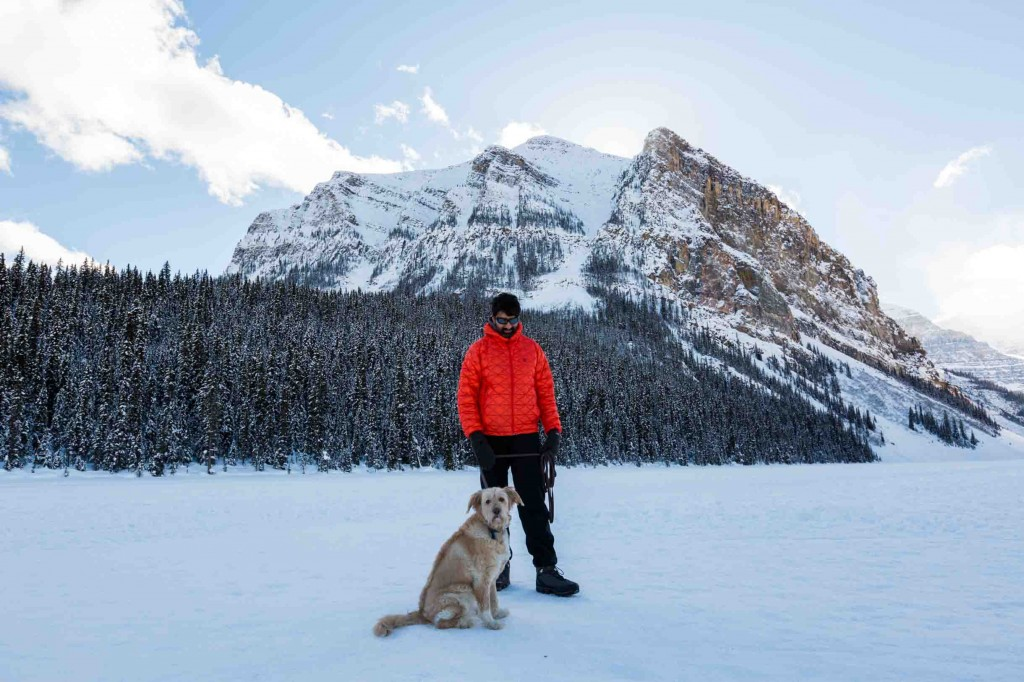 Visiting One Of The Best Spots In Banff In Winter