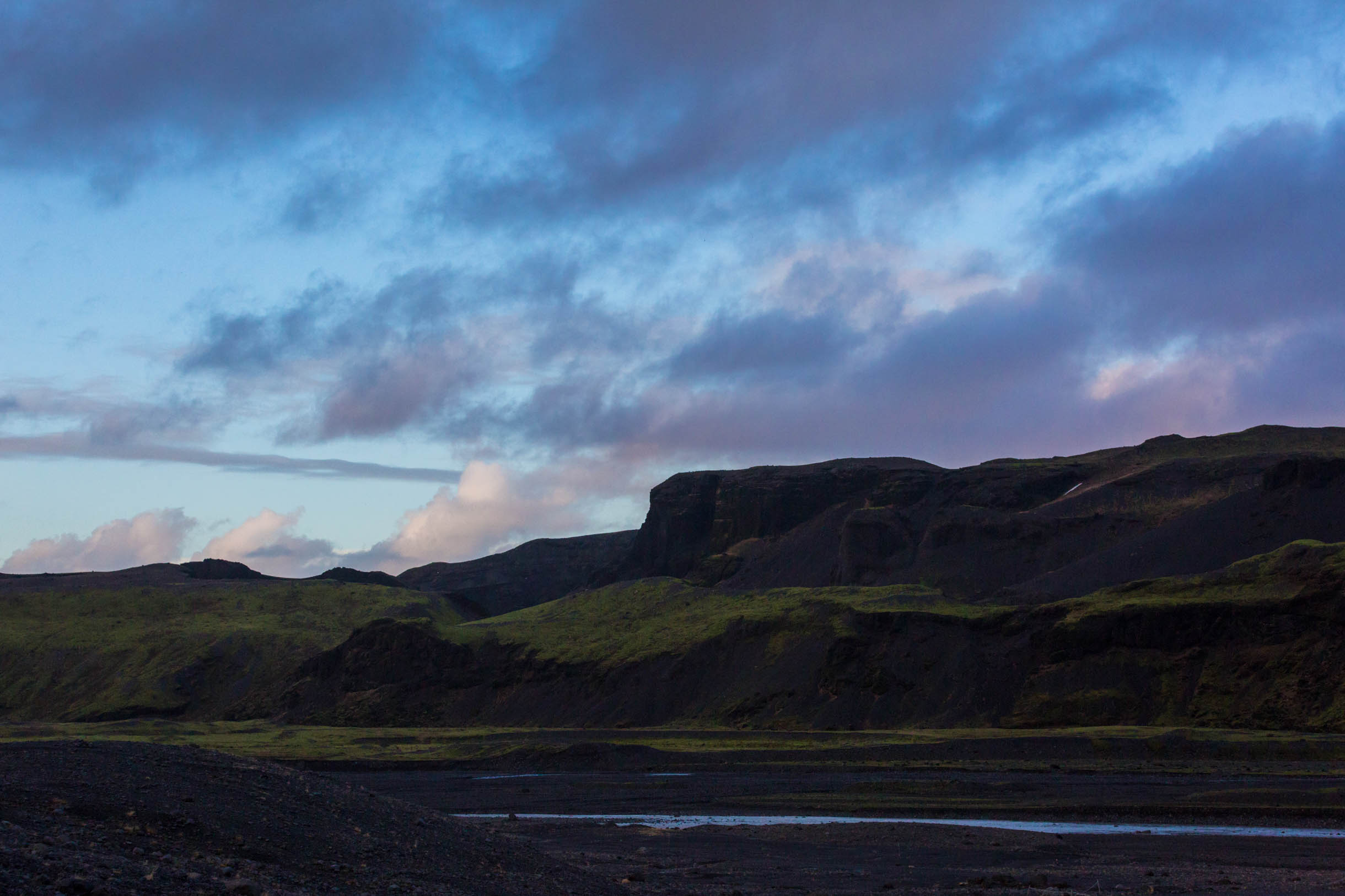 sólheimajökull Pictures from exploring the south coast of Iceland