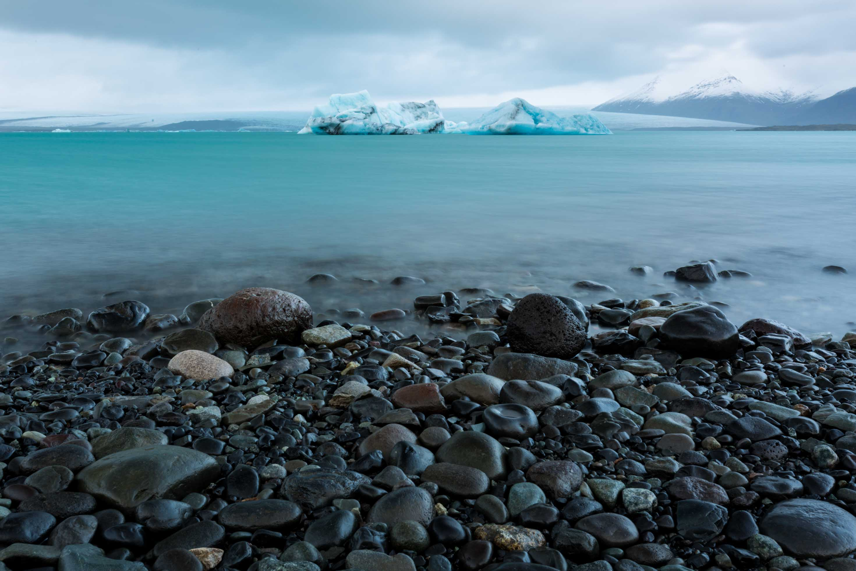 Glaciers In Iceland – Euro-Trip Day 16