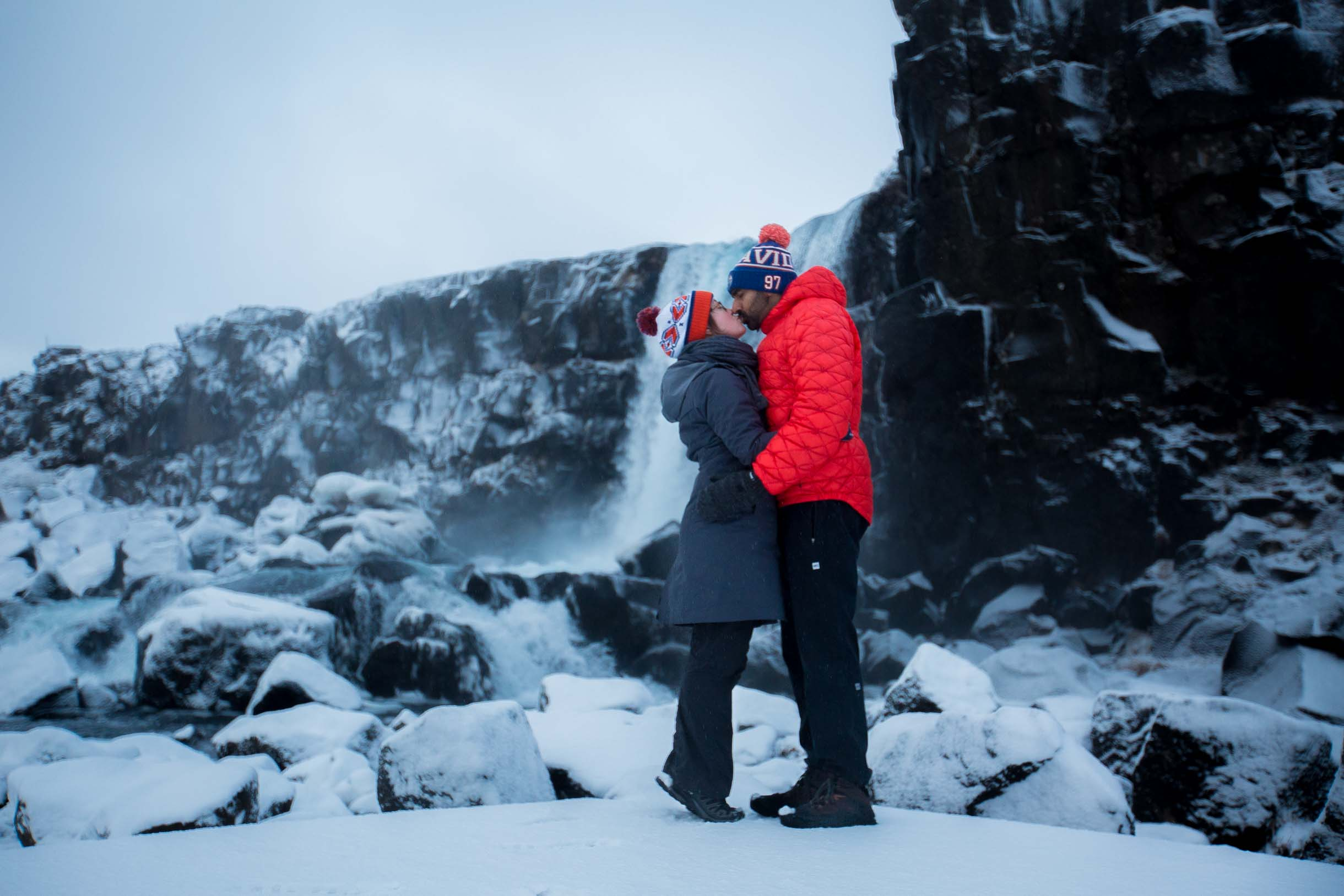 A Picture To Help You Decide What To Wear In Iceland During Winter