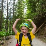Tips for backpacking with kids - keep them engaged!