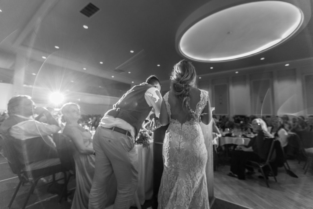 bride and groom thank you speech