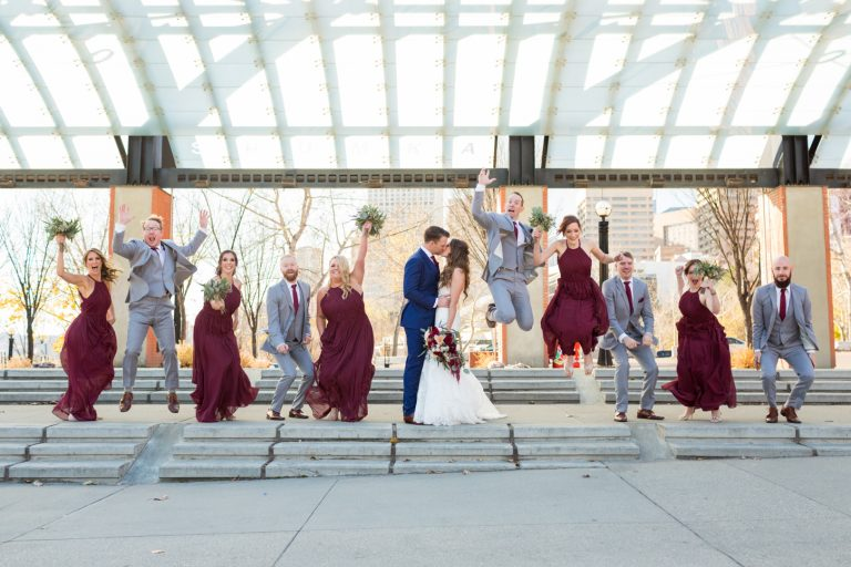 Shaw Conference Centre Wedding – Kathleen & Andy