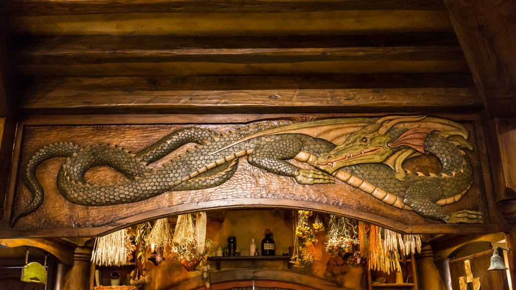 The Green Dragon Inside The Green Dragon Inn Hobbiton Movie Set Evening Banquet Tour Dinner Pictures