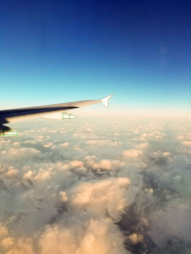 Air New Zealand Review Flying Edmonton To New Zealand