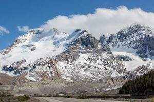 Mountain Picture From Private Tours In Jasper
