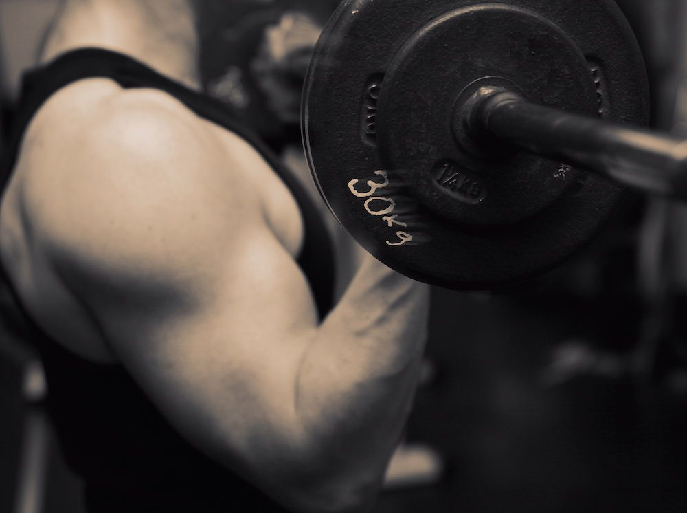 Build Muscle Properly