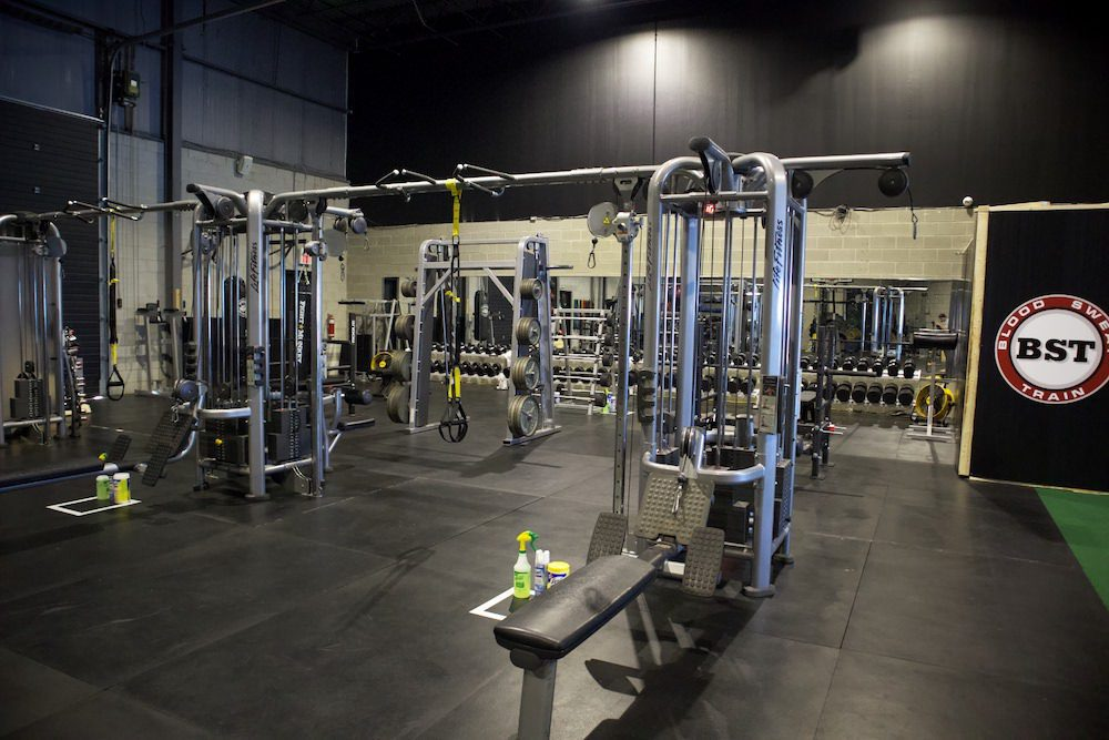 Newmarket Fitness Facility